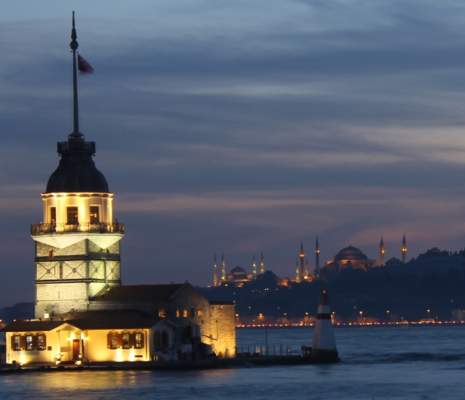 Mosques of Sultanahmet.