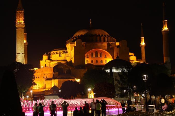 Ayasofya, Hagia Sophia.