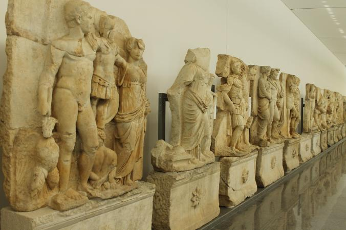 Museum at Afrodisias.