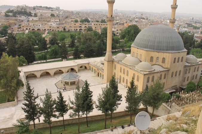 The Holy city of Sanliurfa.