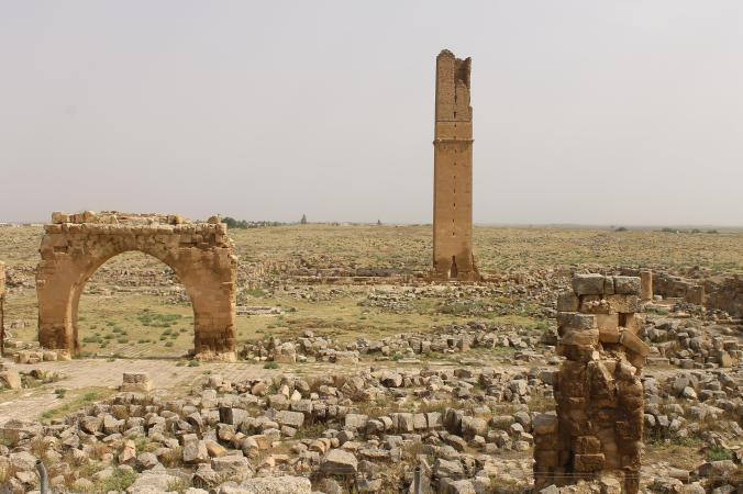 Ruins of Harran.