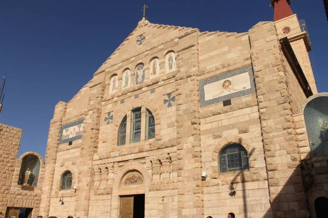 Church at Madaba